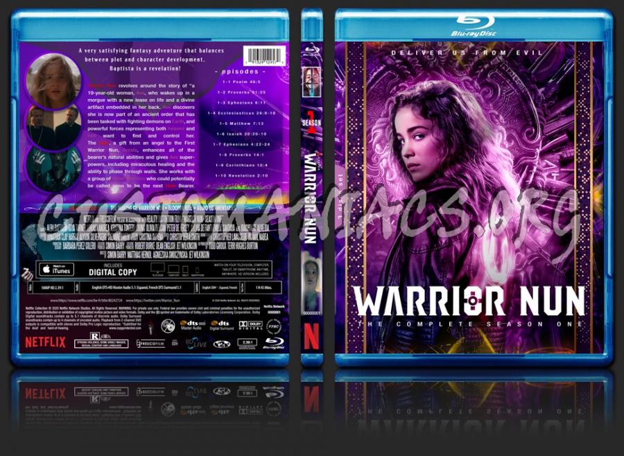 Warrior Nun (2020) - Season 1 - Netflix Collection