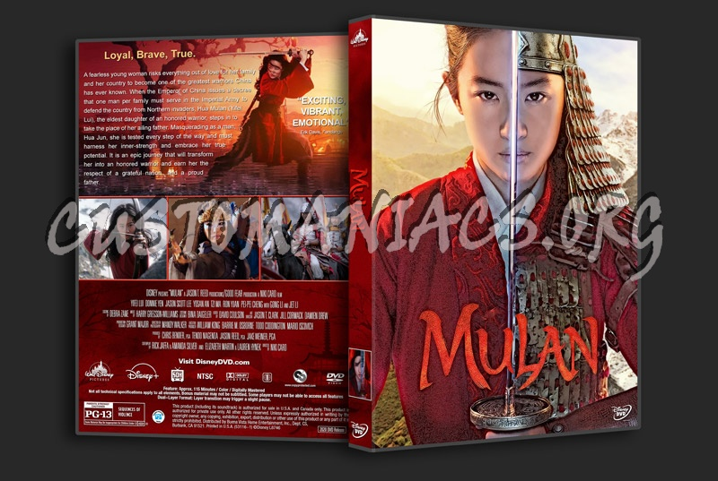 Mulan 2020 Dvd Cover Dvd Covers Labels By Customaniacs Id 266255 Free Download Highres Dvd Cover