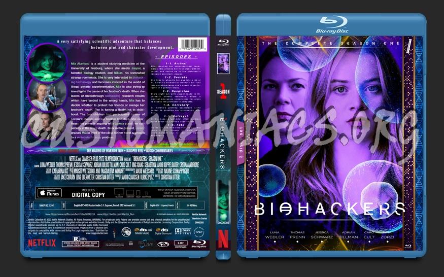 Biohackers (2020) Season 1 - Netflix Collection