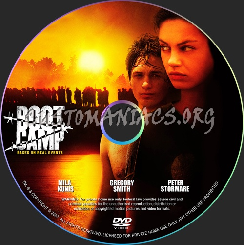 boot camp dvd label dvd covers labels by customaniacs id 43811 free download highres dvd label. Black Bedroom Furniture Sets. Home Design Ideas