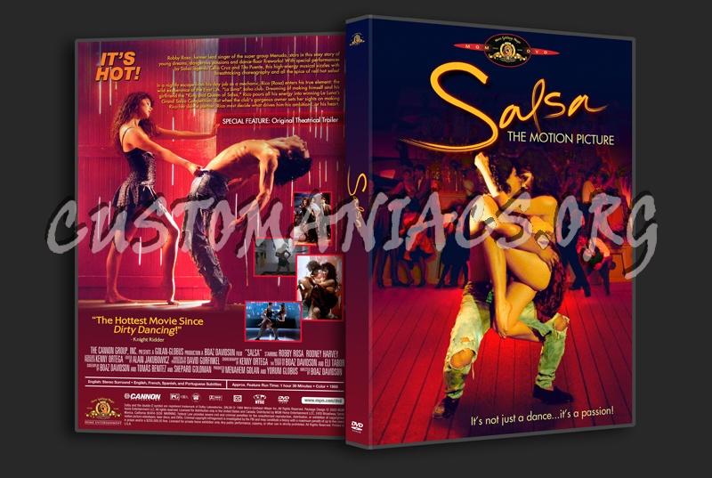 Salsa (1988) dvd cover