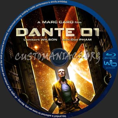Dante 01 blu-ray label