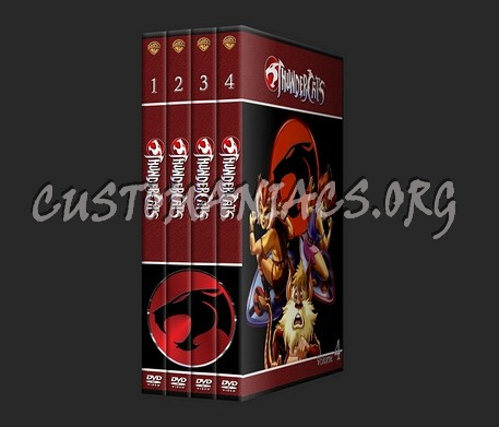 Thundercats Show on Thundercats Dvd Cover   Dvd Covers   Labels By Customaniacs  Id  44142