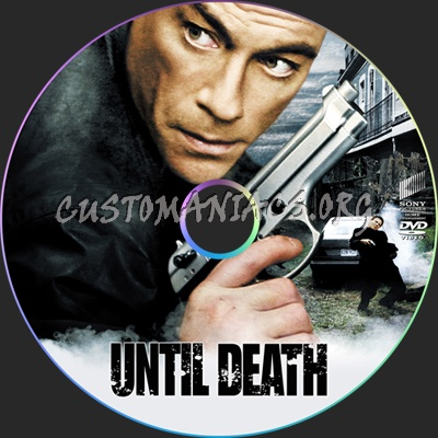 Until Death dvd label