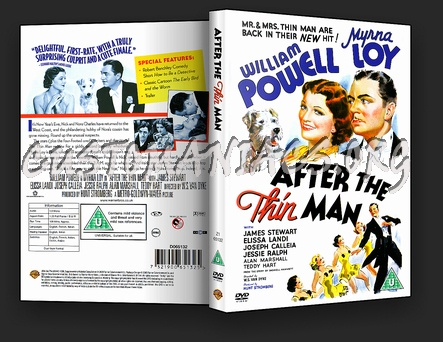 After The Thin Man dvd cover