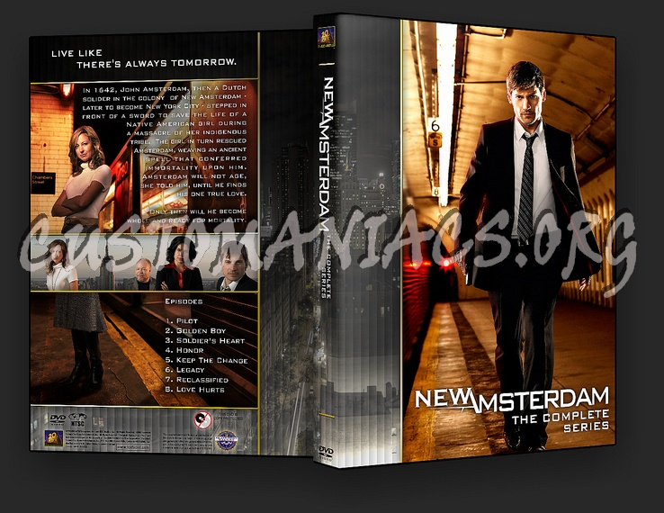 New Amsterdam - TV Collection
