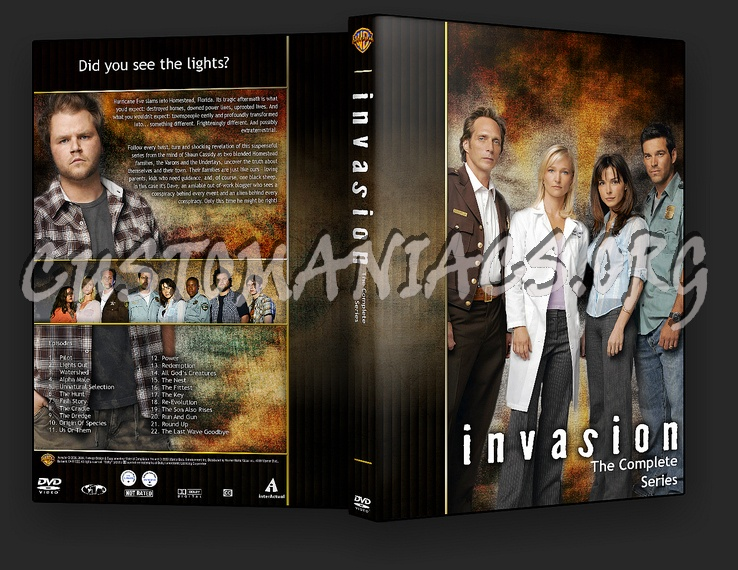 Invasion - TV Collection