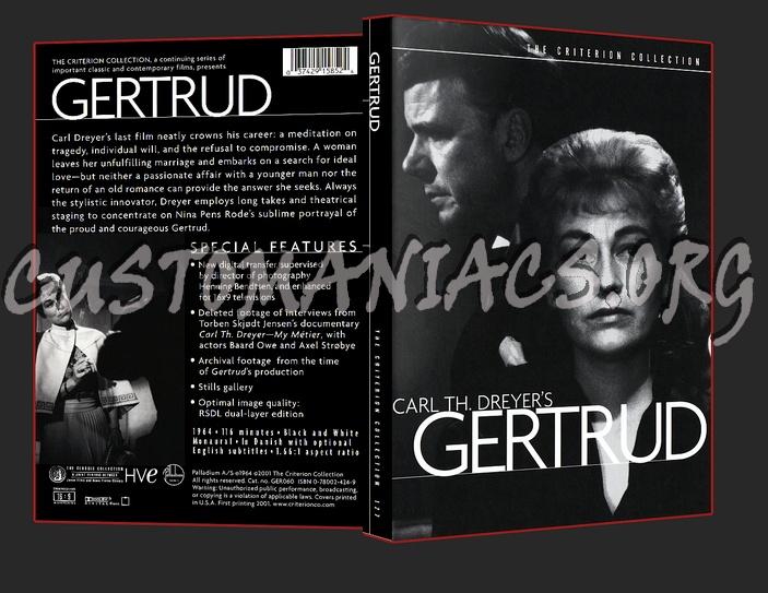 127 - Gertrud dvd cover