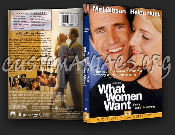 What Women Want dvd cover