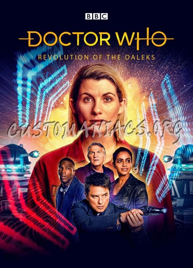 BBC & Doctor Who logos, plus Poster