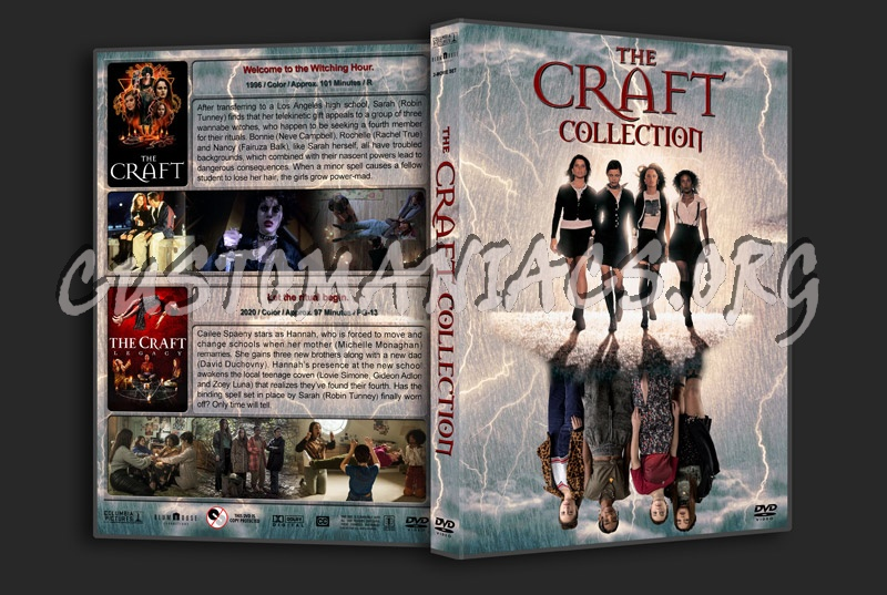 The Craft Collection dvd cover