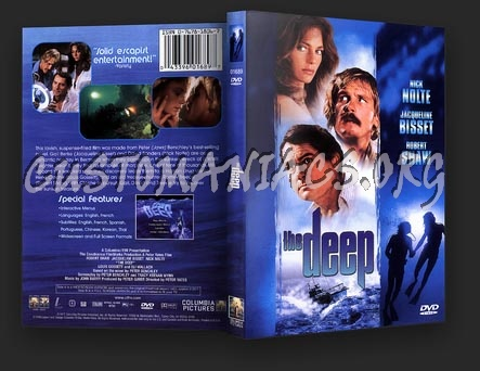 The Deep dvd cover