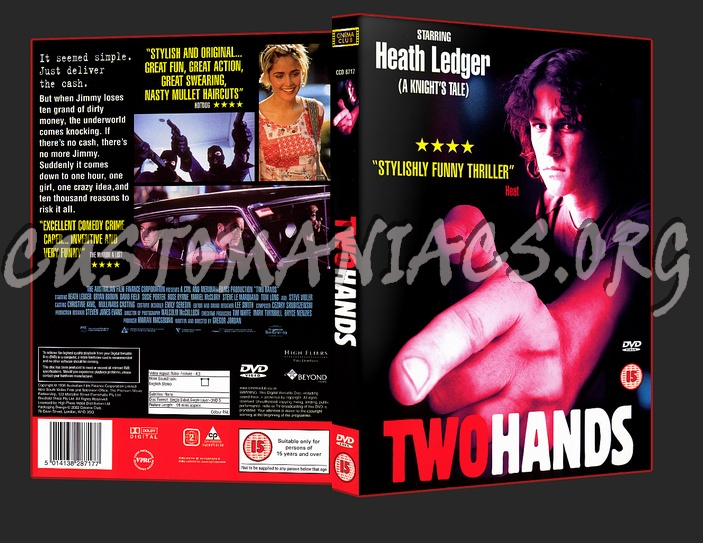 Two Hands dvd cover