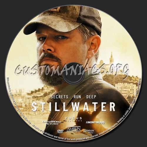 Stillwater dvd label