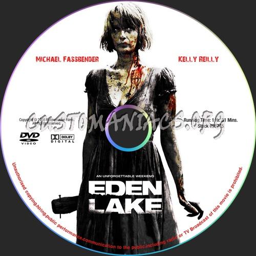 Eden Lake dvd label
