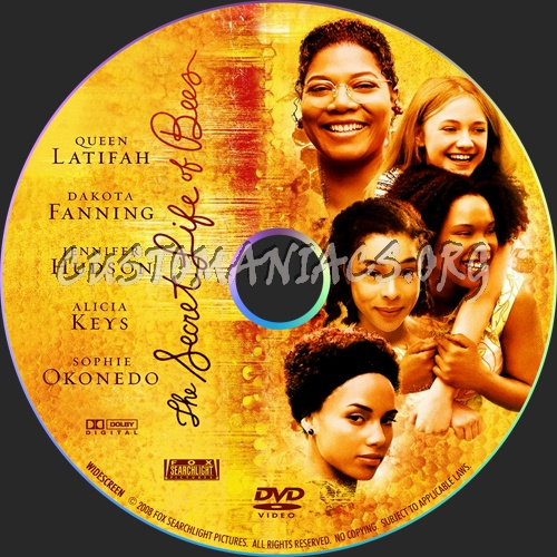 Quotes In The Secret Life Of Bees: The Secret Life Of Bees Dvd Label