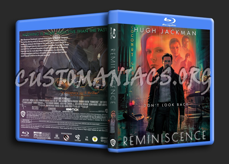 Reminiscence dvd cover