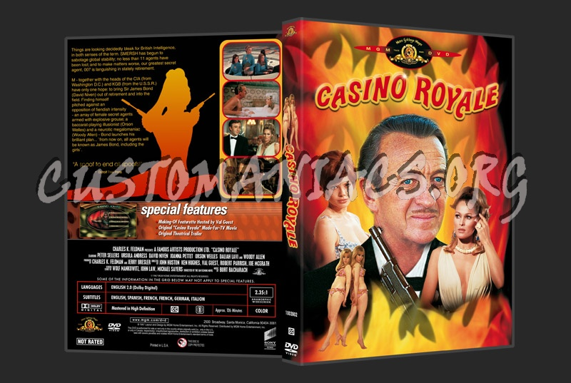 [DOWNLOAD] Casino Royale Full Movies - video dailymotion