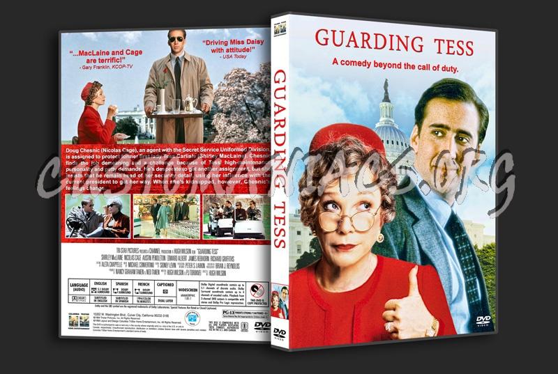 Guarding Tess dvd cover