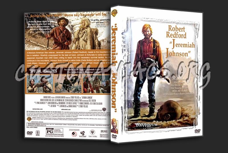 Jeremiah Johnson dvd cover