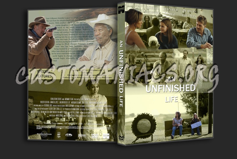 An Unfinished Life dvd cover