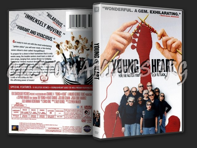 Young@Heart (Young at Heart) dvd cover