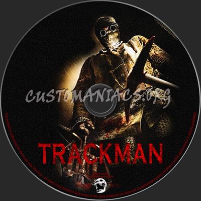 Trackman dvd label