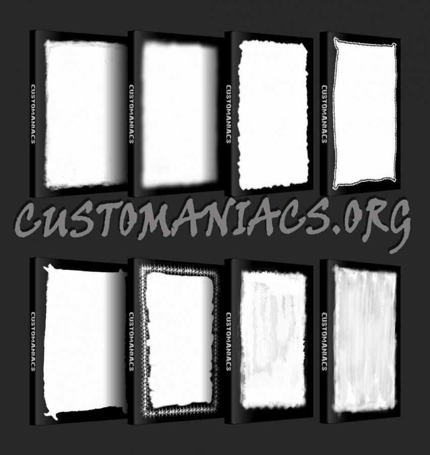 Grunge Frames 9-16