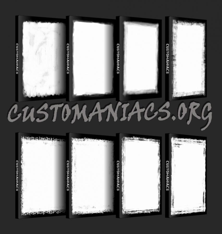 Grunge Frames 17-24