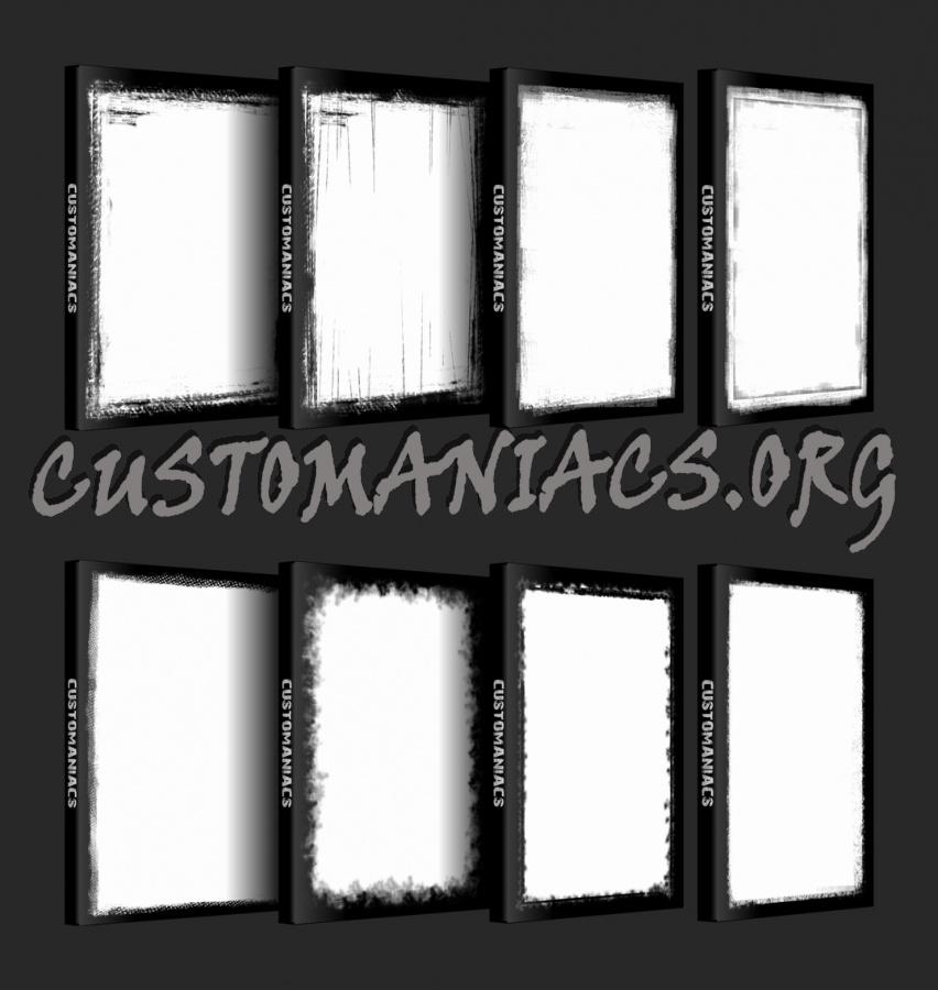 Grunge Frames 25-32