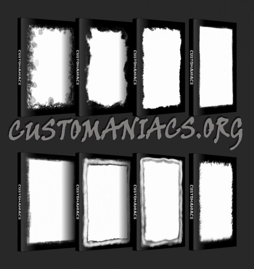 Grunge Frames 41-48