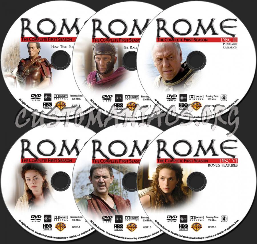 games of rome dvd season - photo#24