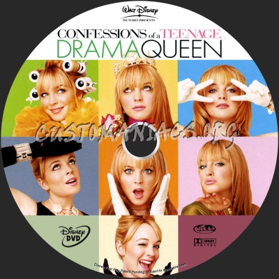 Confessions of a teenage drama queen free download.