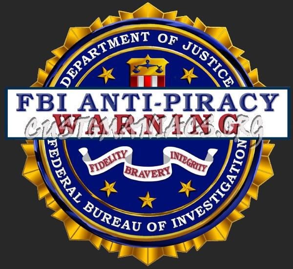 FBI-Anti Piracy Seal