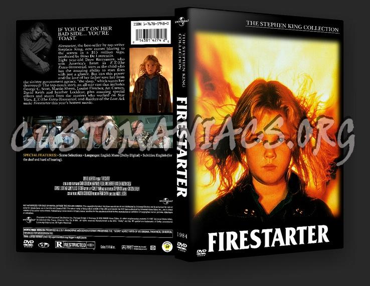 Firestarter dvd cover
