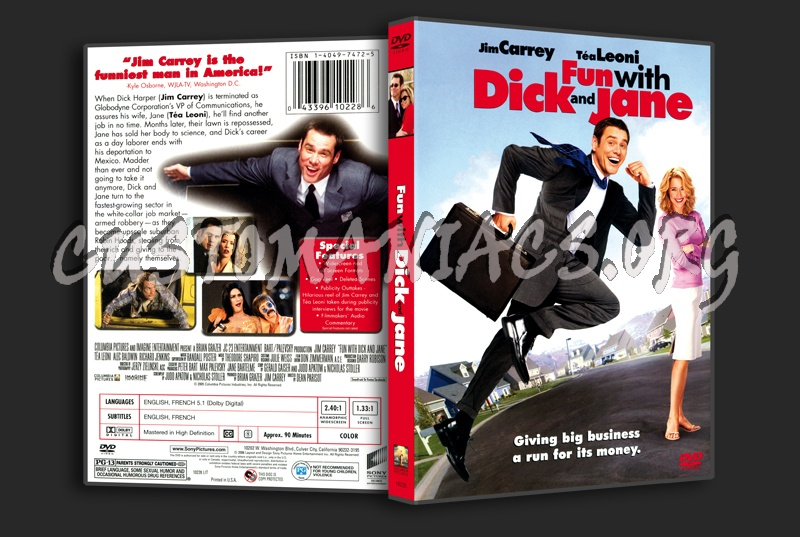 Commit dick and jane dvd cover agree, very