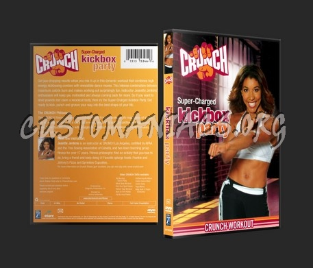 Crunch - Kickbox Party dvd cover