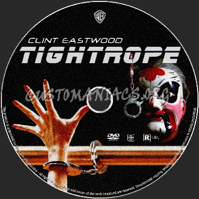 Tightrope dvd label