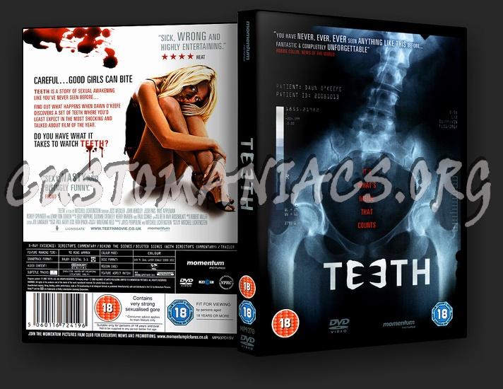 Teeth dvd cover