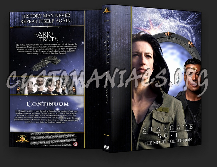 Stargate SG1 TV Movies - TV Collection