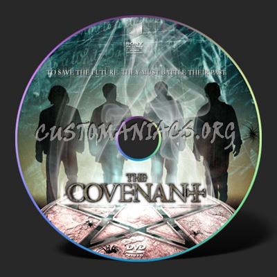 Covenant dvd label