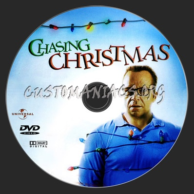 Chasing Christmas.Chasing Christmas Dvd Label Dvd Covers Labels By