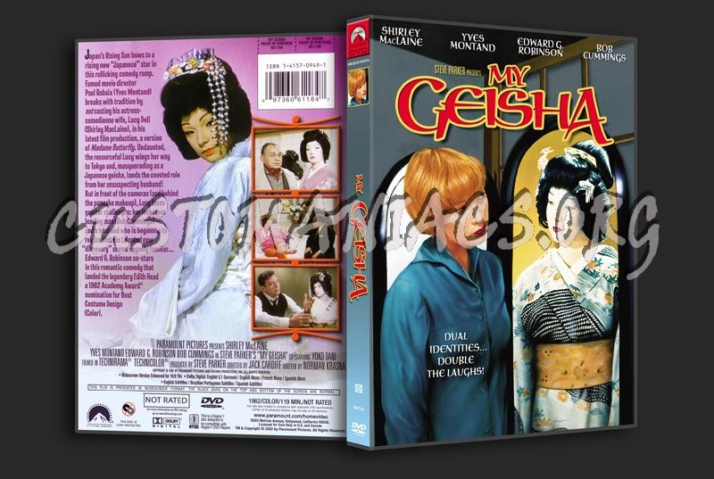 My Geisha dvd cover