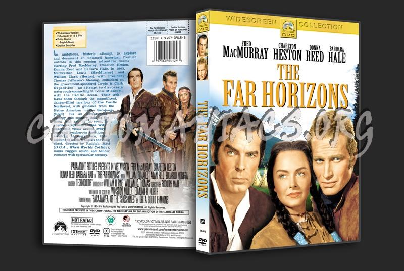 The Far Horizons dvd cover
