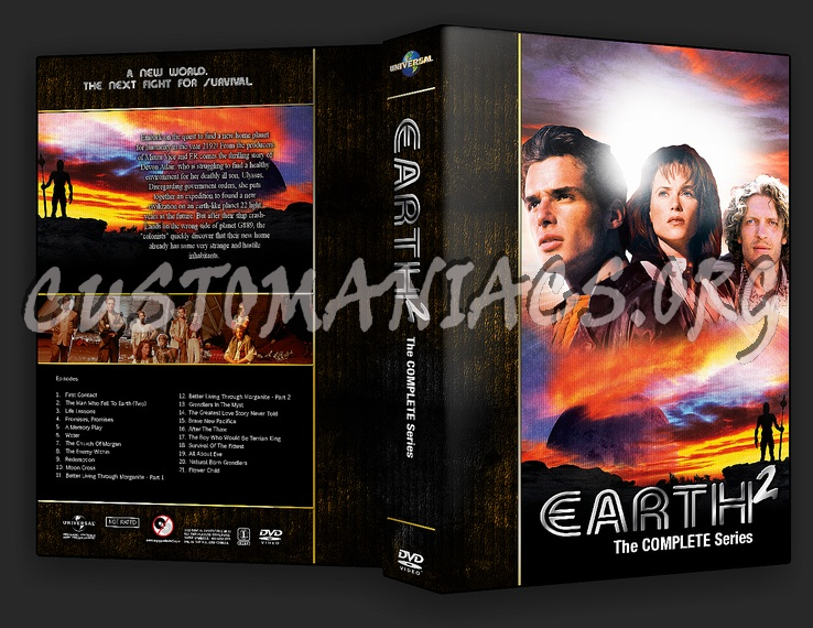 Earth 2 - TV Collection