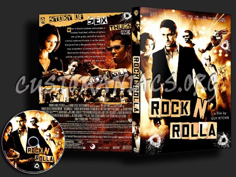 RockNRolla dvd cover