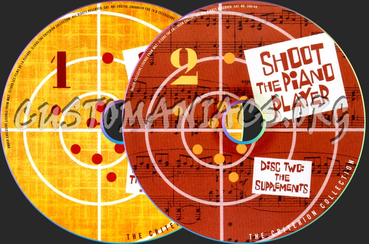315 - Shoot the Piano Player dvd label