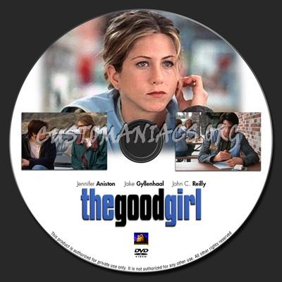 The Good Girl dvd label