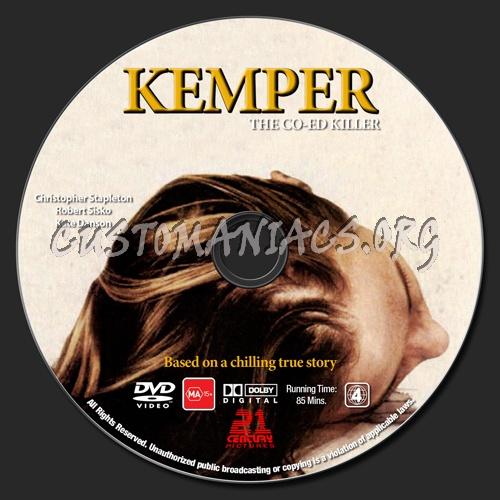 Kemper dvd label