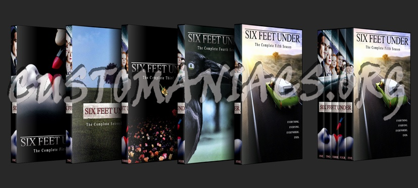 six feet under season 1 download